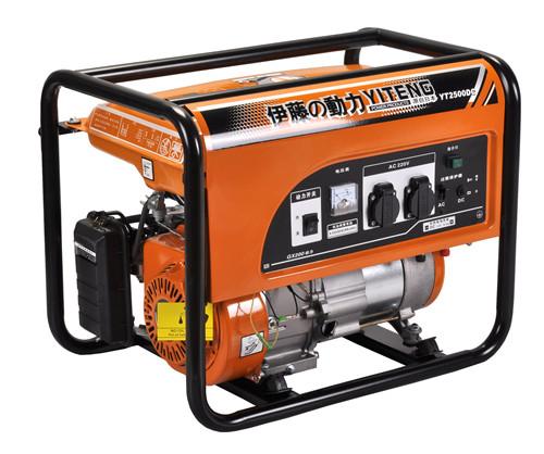 家庭备用5kw汽油发电机