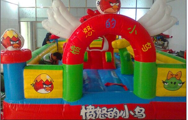 充气跳跳床城堡大型 充气城堡大型现货  充气城堡大型熊出没