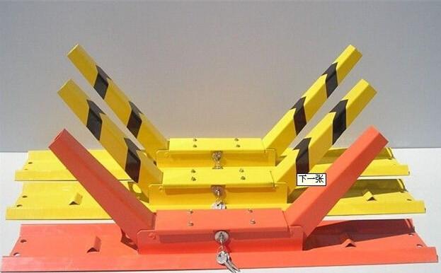 正品占位锁 K型锁批发专供 特价停车位锁 挡车器K型车位锁