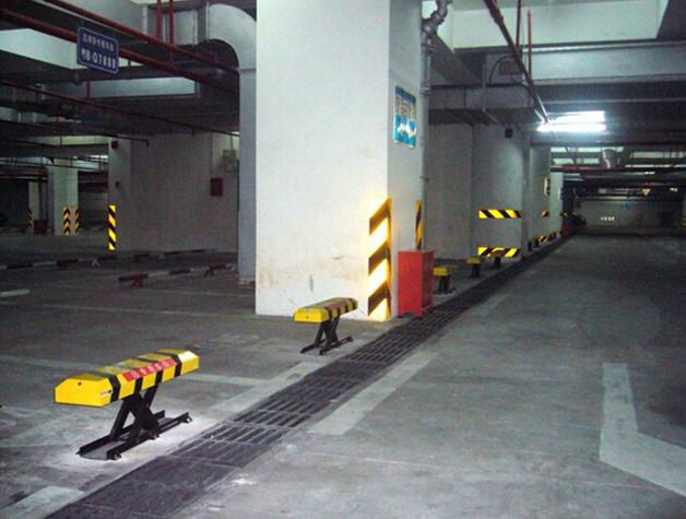 优质遥控车位锁 地锁X型遥控车位锁停车位地锁加厚遥控车位锁地锁