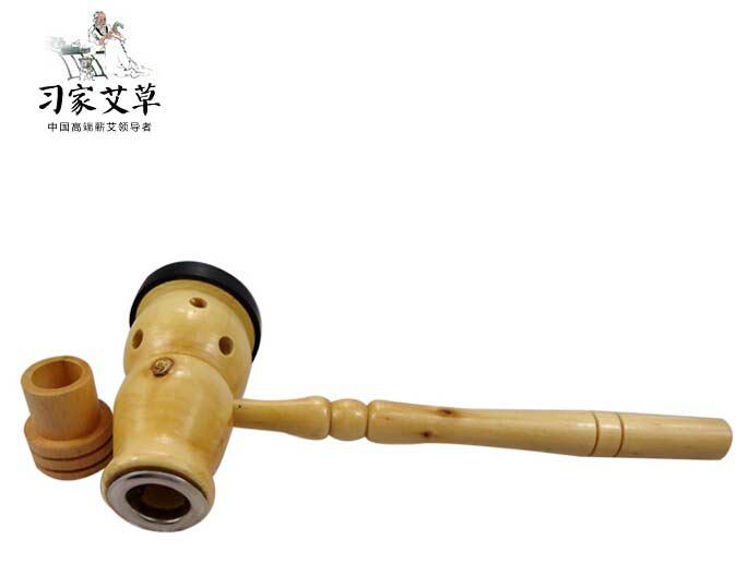 木制香薰葫芦灸脐疗器