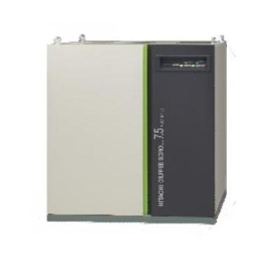 日立涡旋式静音空压机 小型涡旋式空气压缩机 东莞无油空压机