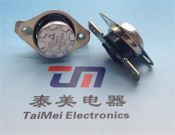 电水壶配件 原装电水壶TM11温控器热保护器美的专用温控开关