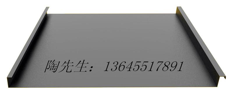 钛锌金属屋面板