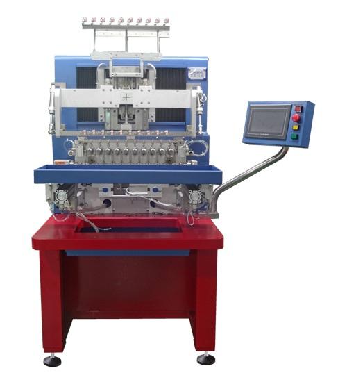 工字电感绕线机(适用于工字电感线圈的大批量、高效率绕线)