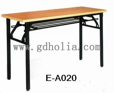 广东折叠会议桌厂家,折叠台架批发,展会招聘桌价格,条形桌图片