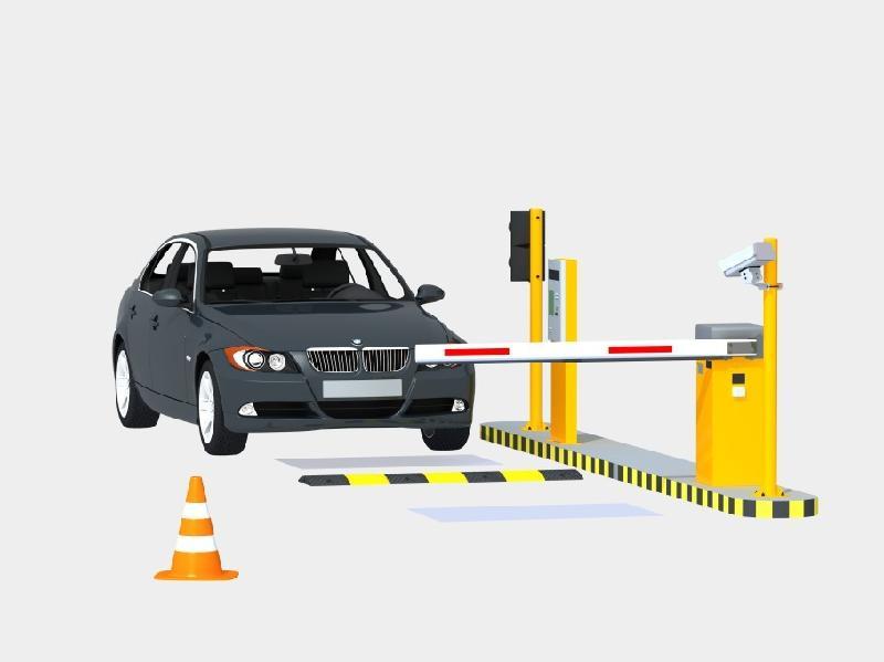 蓝牙智能停车场收费系统 远距离不停车出入系统