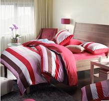 菲尼诗家纺 欧式床上用品批发 加厚保暖印花法兰绒四件套 代发