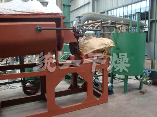 活性污泥专用桨叶烘干设备
