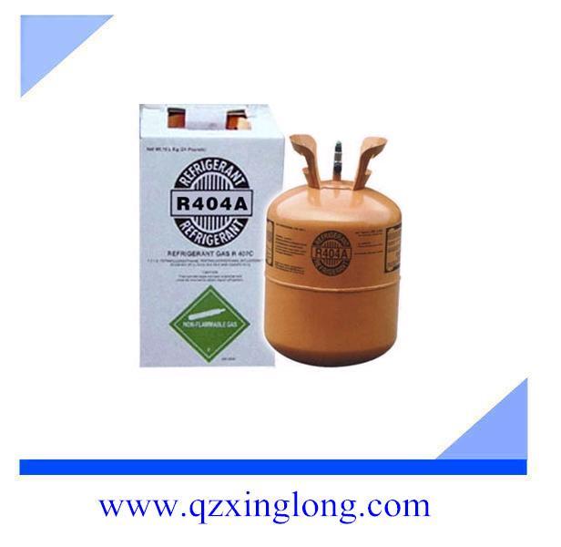 混合制冷剂R404A 10.9KG/瓶中性包装