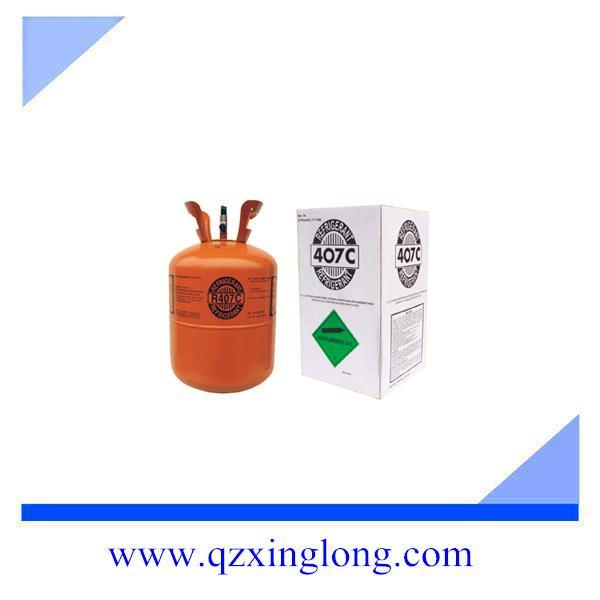 制冷剂R407C 11.3KG/瓶中性包装
