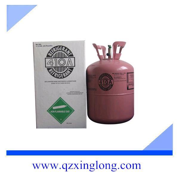 制冷剂R410A 11.3KG/瓶中性包装