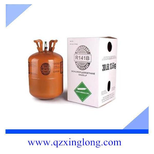 清洗剂发泡剂R141B 13.6KG/瓶中性包装