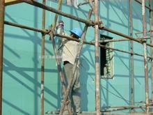 北京朝阳区专业外墙保温挤塑板安装粉刷