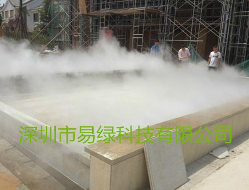 易绿超声波景观造雾机
