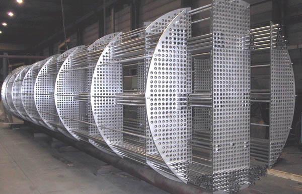 质量好☼凝汽器不锈钢换热管☼立式冷油器