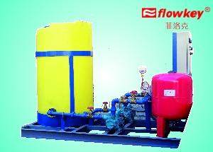 供应乙二醇定压补水机组