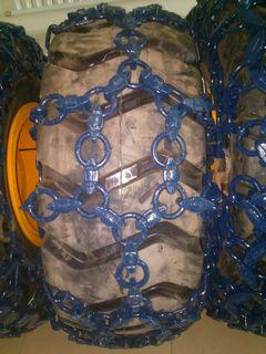 双十一 厂家特价锻造型装载机轮胎防滑链