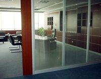丰台区订做安装钢化玻璃门