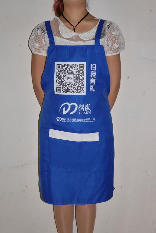 广告围裙的用途