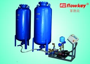 供应常压式定压补水脱气机组
