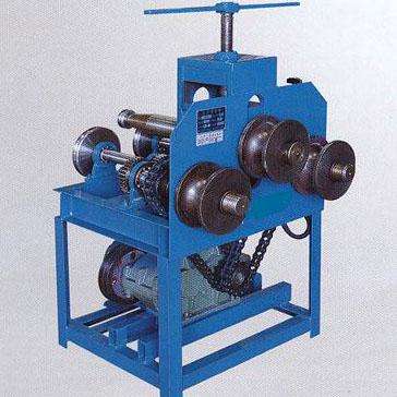 BA-4电动多功能弯管机,不锈钢弯管机,方钢电动弯管机,立式大型