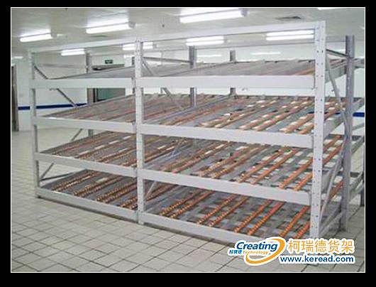 仓储货架价格|柯瑞德安庆滑移货架生产商