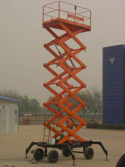 SJY移动式升降机