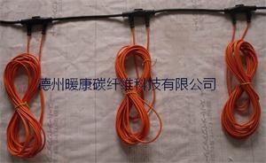 碳纤维电地暖专用发热线最优质的品牌