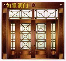 铜门制作工艺、铜门制作工艺要求、铜楼梯扶手效果图