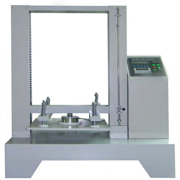 1000KG堆码纸箱抗压测试机