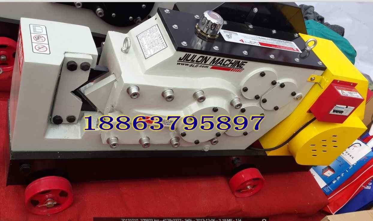 优惠的JQ-125型液压角钢切断机