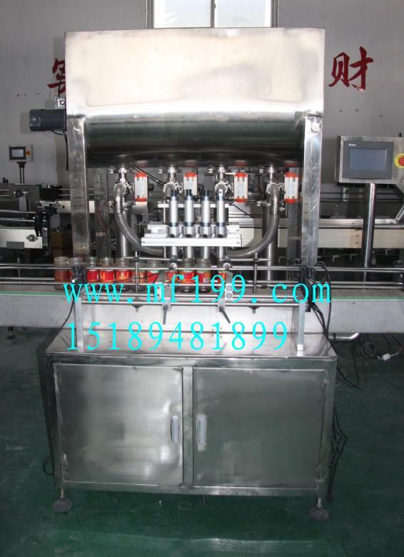厂家直销:供应果酱灌装机 半自动灌装机 自动灌装机