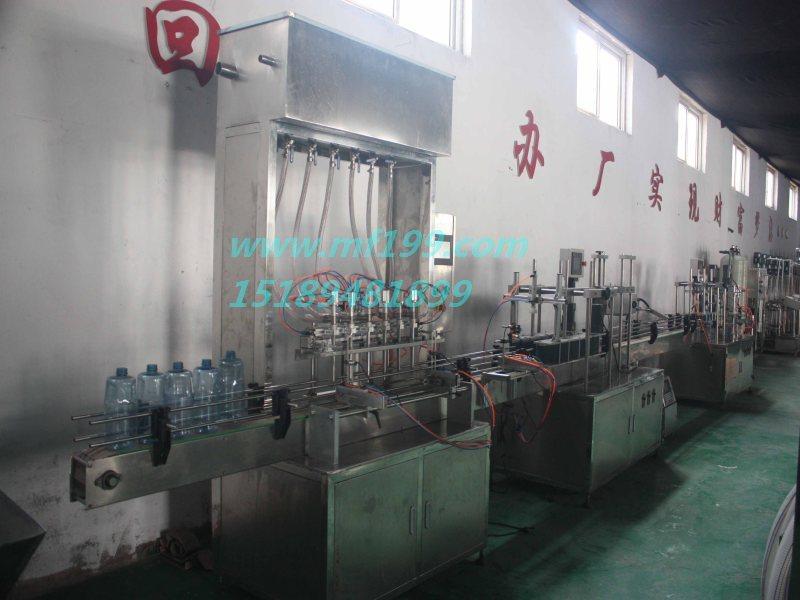 厂家直销:供应洗洁精灌装机 液体灌装机 自动灌装机