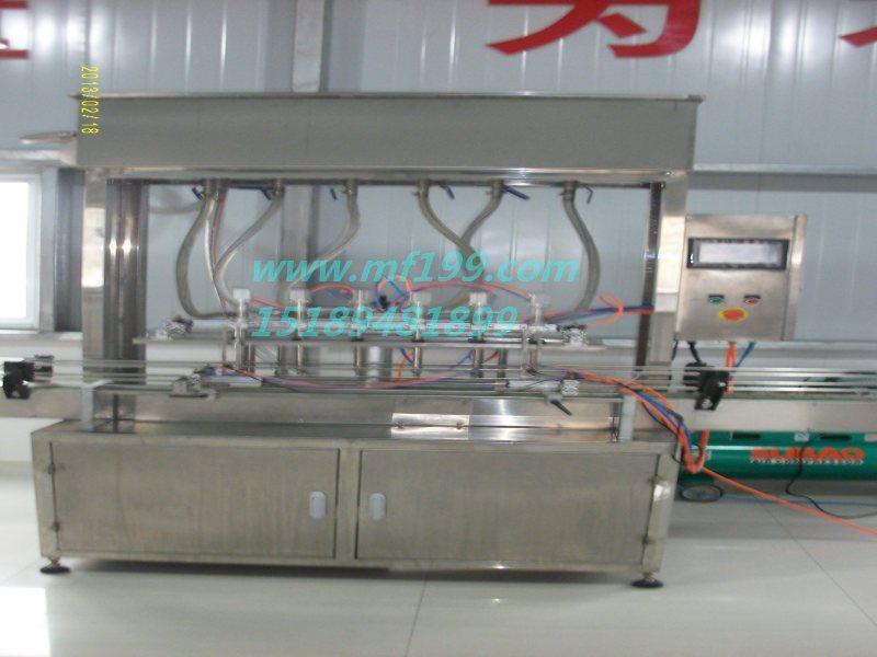 厂家直销:供应洗衣液灌装机 灌装机 徐州灌装机