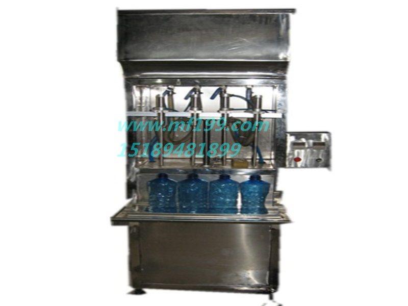 厂家直销:供应玻璃水灌装机 汽车玻璃水灌装机