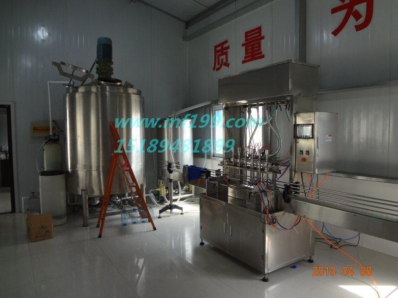 供应生产汽车玻璃水设备 玻璃水生产设备 生产玻璃水设备