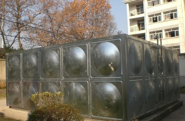 不锈钢水箱-组合式不锈钢水箱003