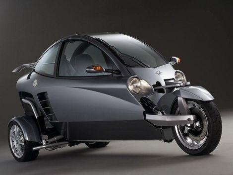 宝马 Carver One三轮摩托车全新原装进口