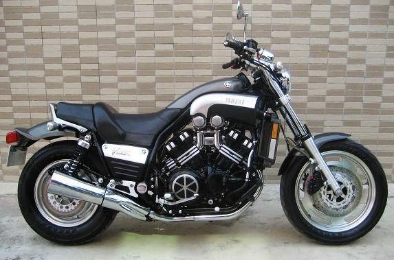 雅马哈大魔鬼1200摩托车全新原装进口