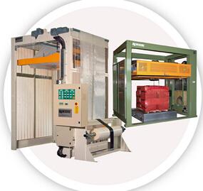 分体式热收缩包装机