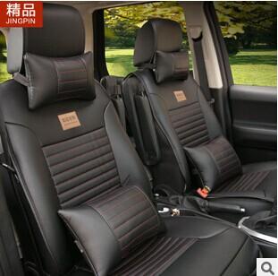 厂家批发 免洗皮革汽车坐垫 四季通用 汽车坐垫座套汽车用品