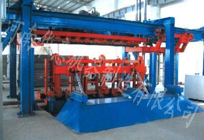 YY加气混凝土设备制品生产中粉尘废水的处理-华意加气砖设备厂家