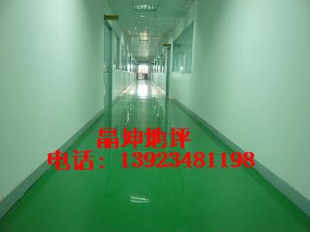 深圳厂房地坪漆 环氧滚涂地坪漆 防腐玻纤地坪