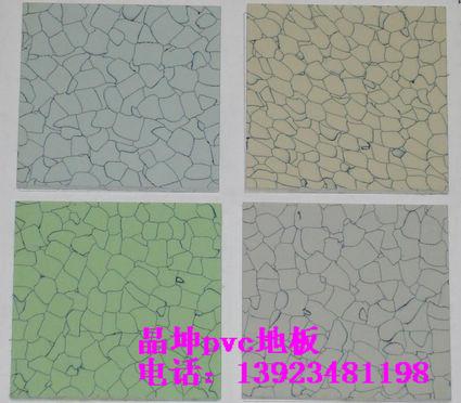 PVC运动地板工程
