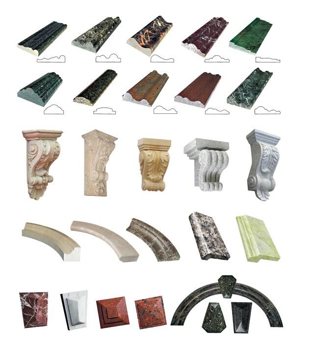 石材异形加工泉州众磊石材异形加工