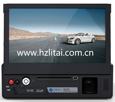 4G视频监控车联网智能终端