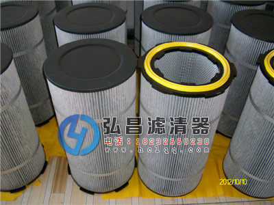 铸造业专用防静电粉尘滤芯