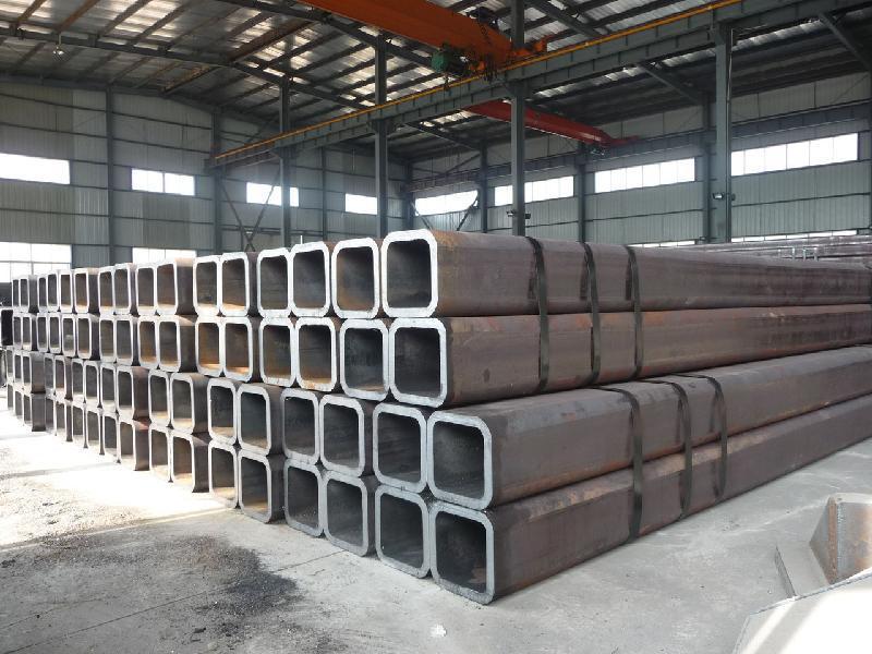 供应钢结构用20#无缝方矩管