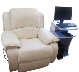 专业版体感一月放松按摩椅,京师博仁音乐放松椅